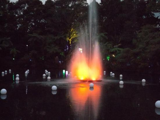 New Plymouth, Nueva Zelanda: Fountain Lake