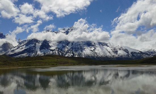 Torres del Paine National Park: Vista cumbres Torres del Paine