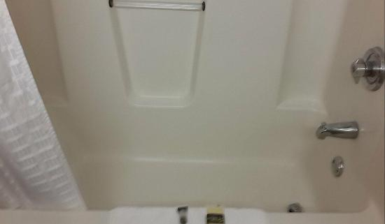 Extended Stay America - Gainesville - I-75: Tub