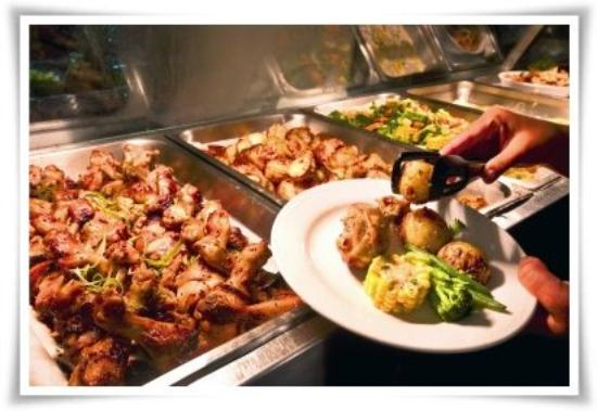 Nova Cruises : Buffet dinner