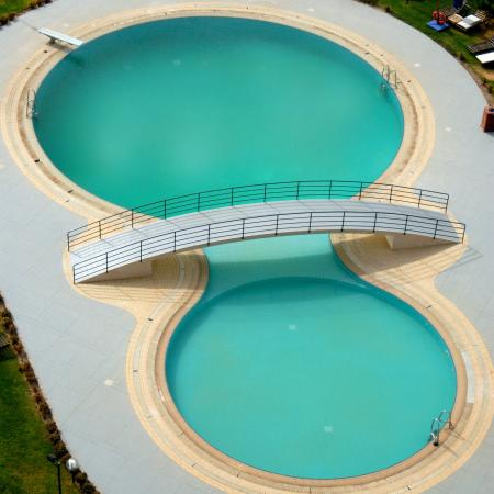 Ledger Plaza N'Djamena: Piscine