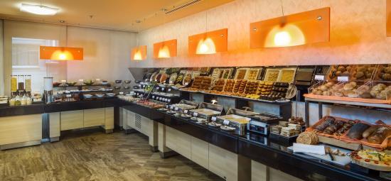 Midtown Hotel: Breakfast Buffet