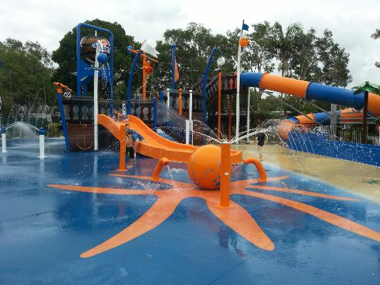 Discovery Parks - Byron Bay: Great pool and water park