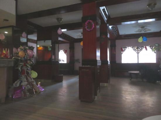 Hotel Harati: hall