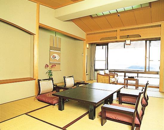 Kira Kanko Hotel : 客室