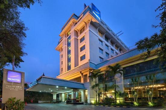 hotel di jogja ibis malioboro