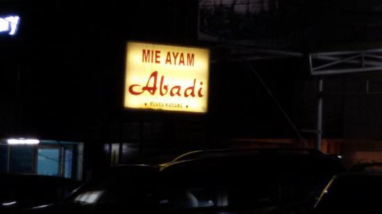 Mie Ayam Abadi