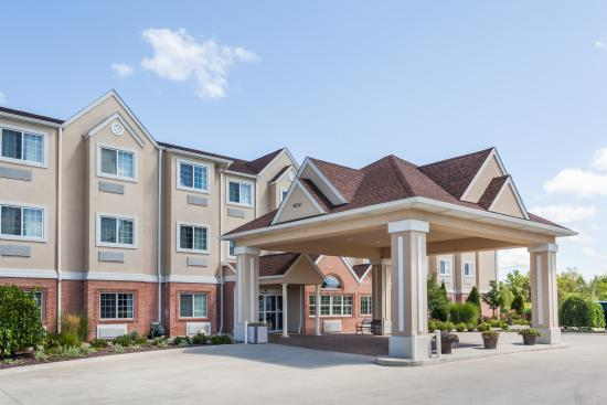 Microtel Inn & Suites by Wyndham Michigan City: Welcome To The Microtel Inn Michigan City