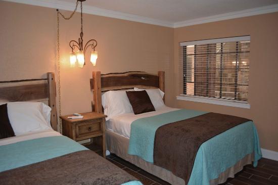 Nocona, Техас: Quanah Parker Room