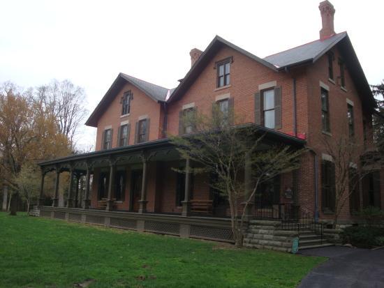 Fremont, OH: дом-музей