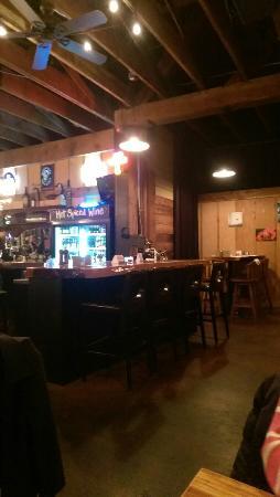 Enumclaw, WA: The inside