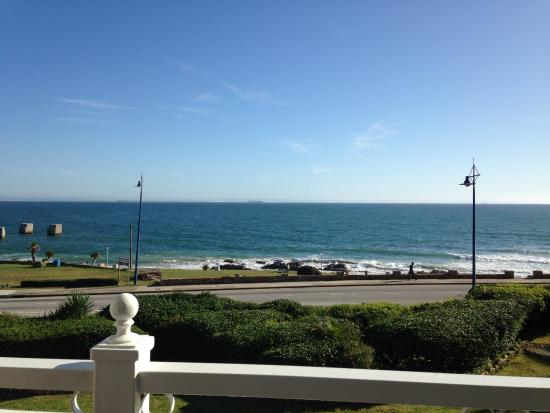 Courtyard Hotel Port Elizabeth : View from our room