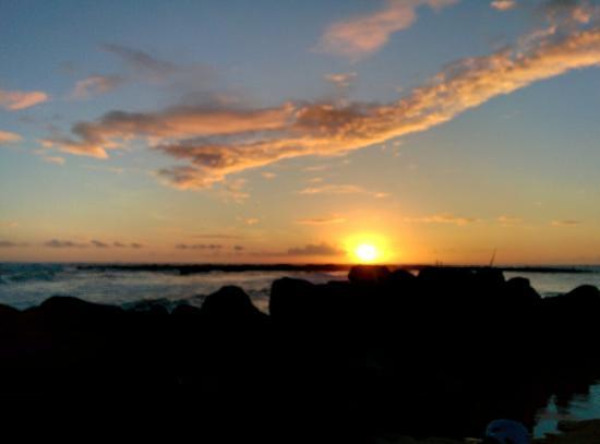 Poipu Beach Park: IMG_20160106_180307_large.jpg