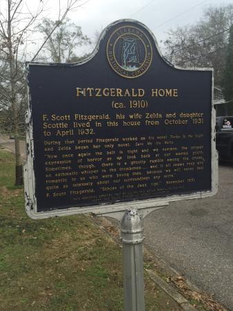 The Scott and Zelda Fitzgerald Museum: photo1.jpg