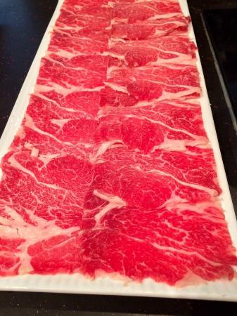 San Mateo, CA: Kobe beef