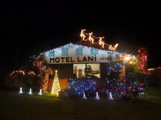 Motel Lani, Christmas 2015