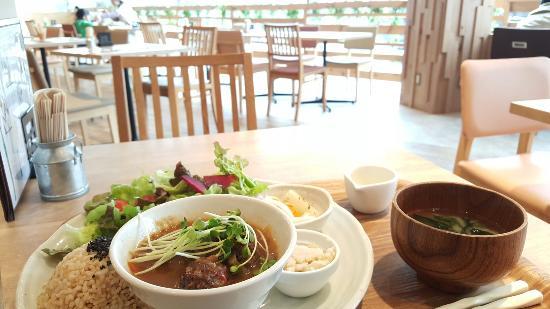 Vege Batake Cafe Komachi