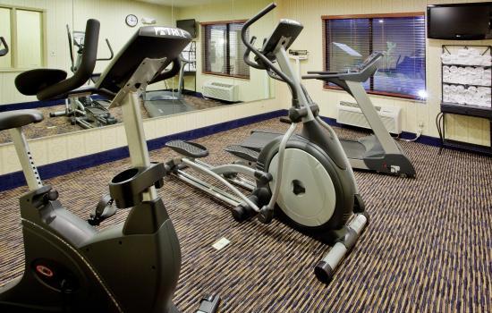 Exmore, VA: Fitness Center