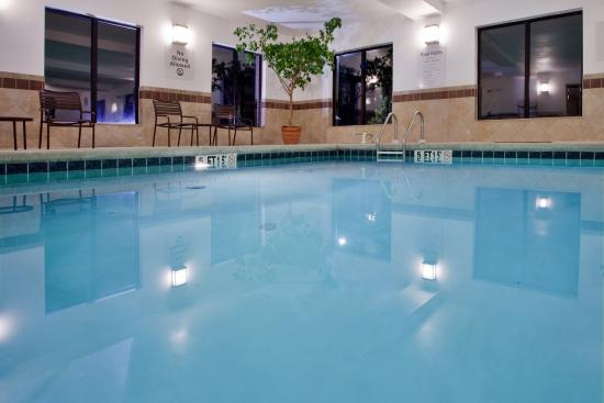 Exmore, VA: Our indoor heated pool is open year round