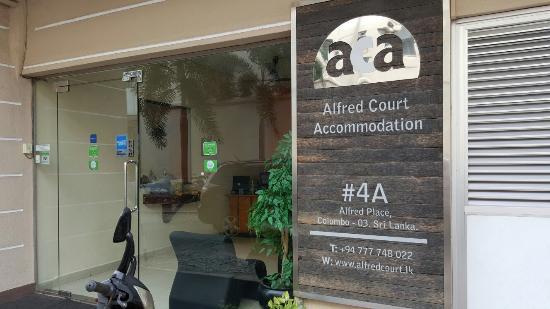 ACA B&B: Alfred Court Accommodation