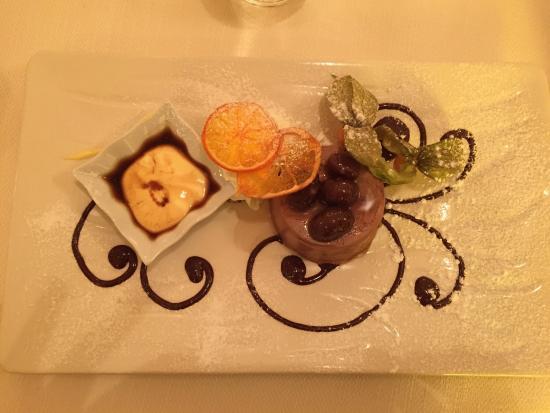 Acquasparta, Italia: Dessert