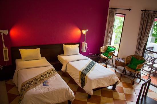 Duang Jai Resort: Double room