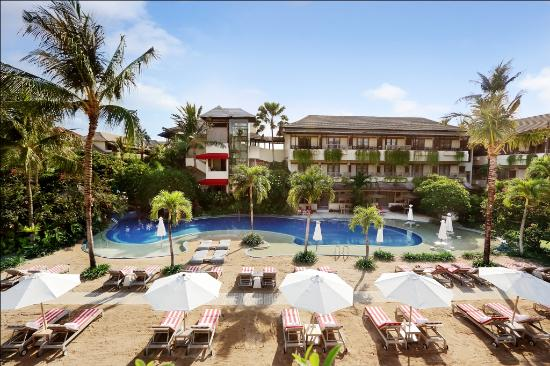 The Breezes Bali Resort & Spa: Overview - Man-made Beach Pool