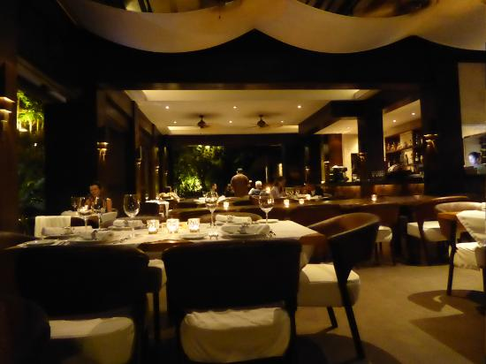 Abaca Boutique Resort: Very good restaurant