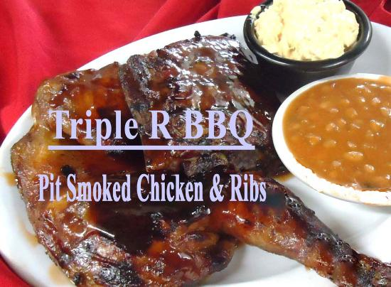 Scottsboro, AL: Triple R BBQ Smoked Ribs & Chicken