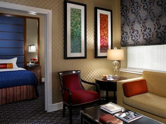 Mediterranean Spa Suite - Picture of Kimpton Hotel Monaco ...