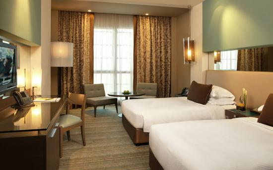 Park Rotana Abu Dhabi: Classic Room Twin
