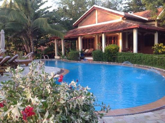 Cassia Cottage - The Spice House: One of the pools