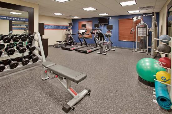 Сент-Клауд, Миннесота: Fitness Center
