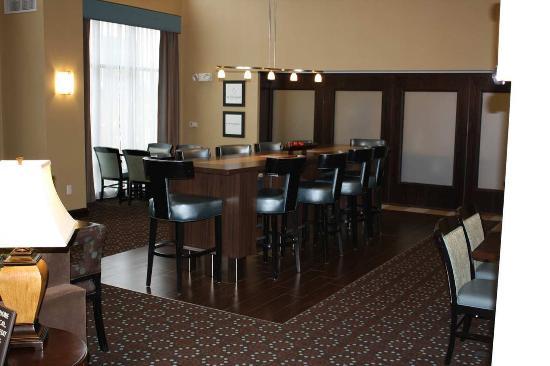 Сент-Клауд, Миннесота: Breakfast Seating Area