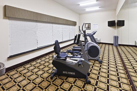 Brownfield, เท็กซัส: Fitness Center
