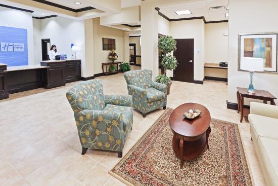 Brownfield, เท็กซัส: Hotel Lobby