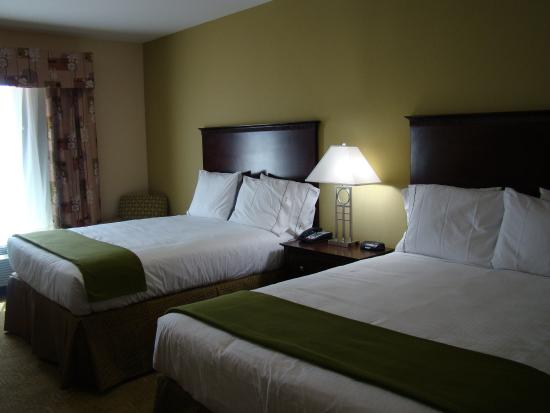 Brownfield, เท็กซัส: Double Bed Guest Room