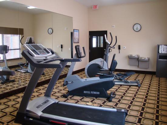 Brownfield, Τέξας: Fitness Center