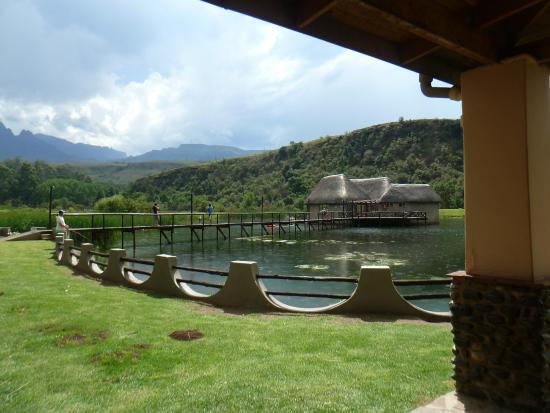 uKhahlamba-Drakensberg Park, Sør-Afrika: Stunning location