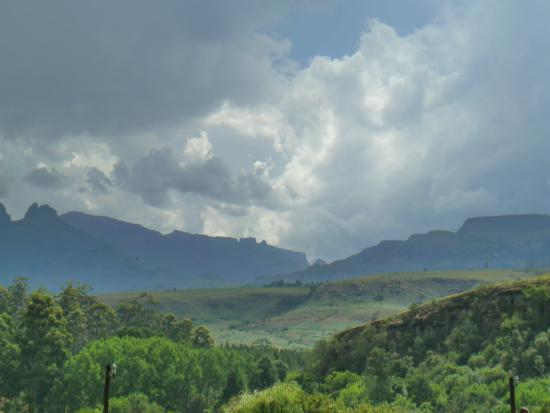 uKhahlamba-Drakensberg Park, Sudáfrica: Magnificent views