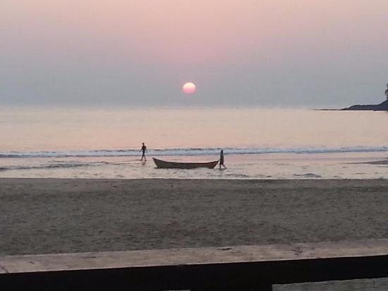 Agonda Beach: Quite Evening
