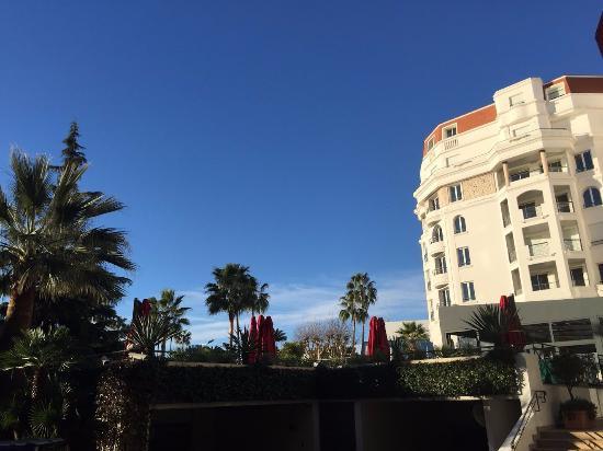 Hôtel Barrière Le Majestic Cannes: Hotel