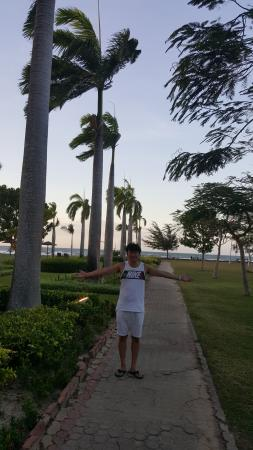 Nexus Resort & Spa Karambunai: 리조트