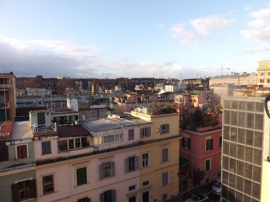 Hotel Parker : The view