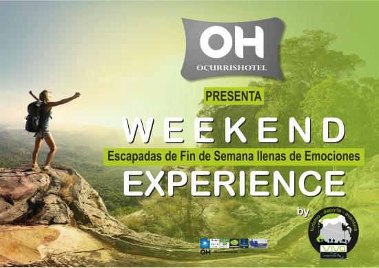 Hotel Ocurris: weekend