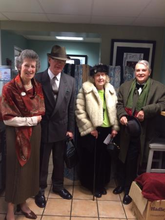 Coffee House Cafe: Murder mystery evening
