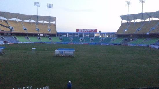 Greenfield Stadium (Trivandrum International Stadium ... bec3d6a046e30