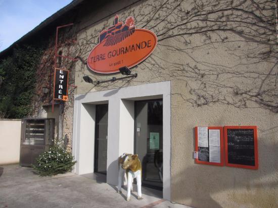Prayssac, Frankrike: Terre gourmande