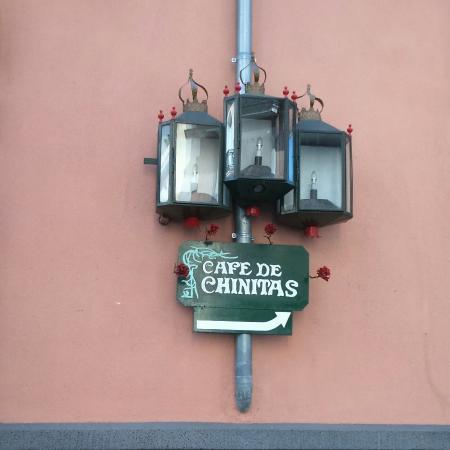 Cafe de Chinitas : Café de Chinitas