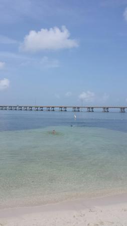 Bahia Honda State Park and Beach: Honda State Park Key West